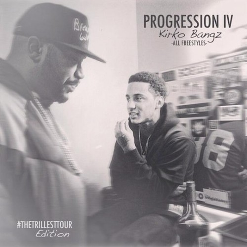 New KIRKO BANGZ/Progression IV mixtape (free download)