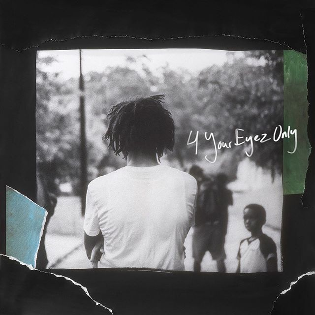 """@RealColeWorld's new album """"4 Your Eyez Only"""" is coming December 9th. Watch the Eyez documentary on @TIDAL now - TIDAL.com/JCole. Pre-order here: smarturl.it/4YEO"""